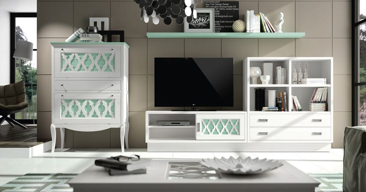 M s de 25 ideas incre bles sobre muebles baratos en pinterest - Salones clasicos modernos ...