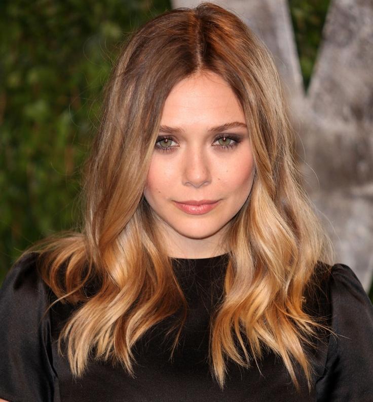 Olsen gorgeous hair