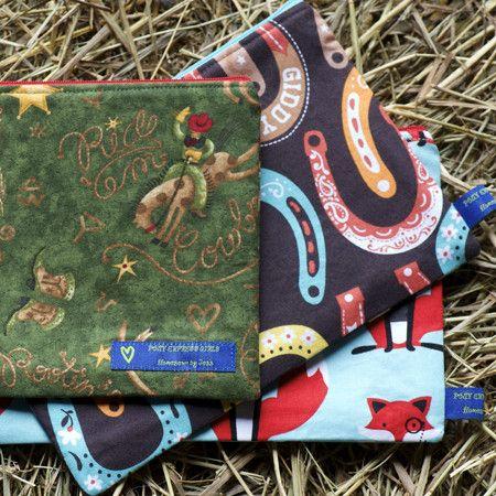 Equestrian ringside bags