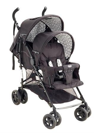 Mother's Choice Deux Tandem Stroller
