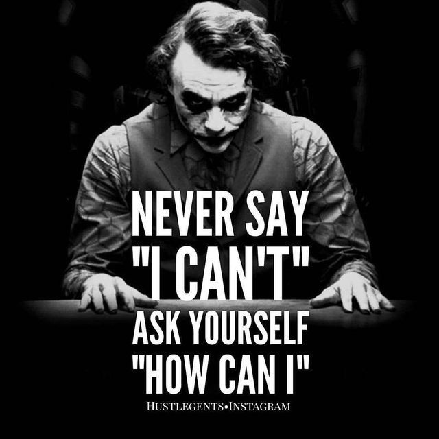 Ask yourself & you will find the Answer-NaaNi