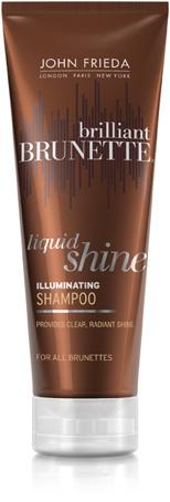 John Frieda Brilliant Brunette Liquid Shine Illuminating Shampoo