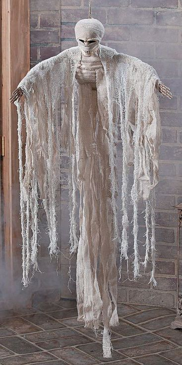 hanging mummy halloween d233cor secret of the mummys tomb