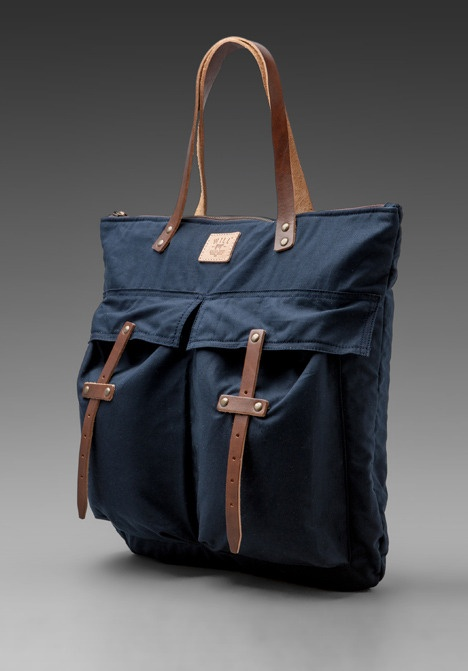 WILL Leather Goods Colonel Marks Helmet Bag
