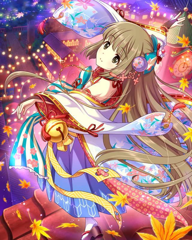 Idolmaster, Cinderella Girls, Yoshino