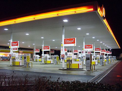 Shell Considering Creating EV Charging Station Network In UK In 2017