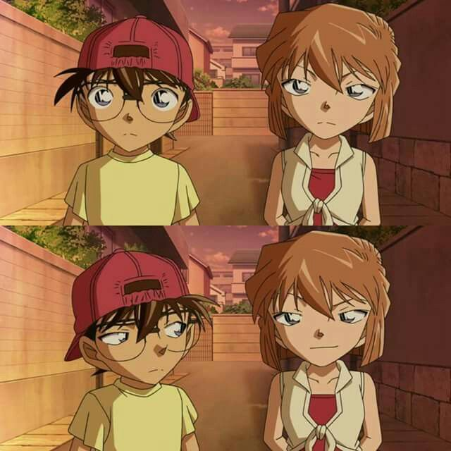 334 Best Detective Conan//Conan X Ai & Kaito KID Images On