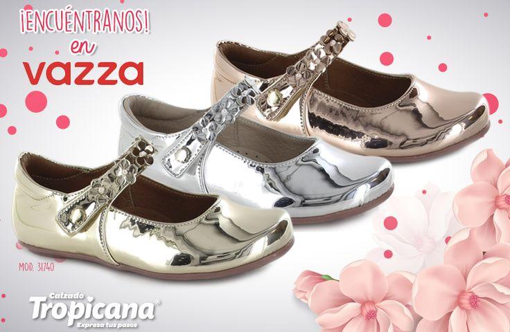 Aparador Style ~ Encuentra #CalzadoTropicana en #zapaterías #Vazza, modelos perfectos de #otoño Aparadores