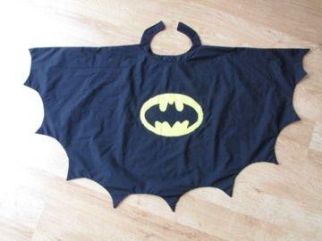 Awesome Batman cape to make!