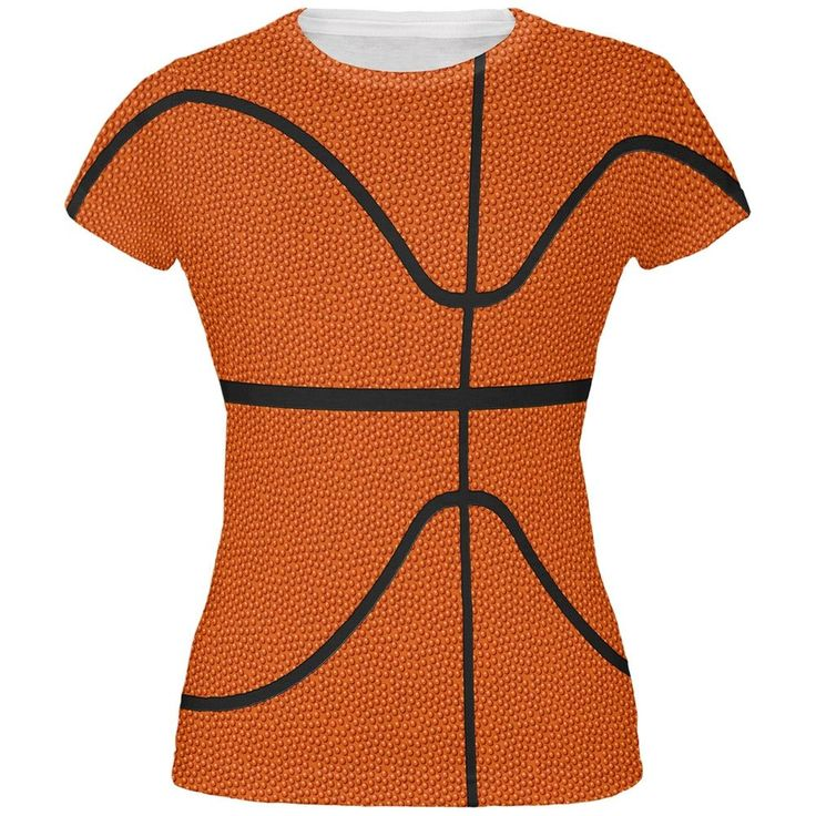 Basketball Costume All Over Juniors T-Shirt