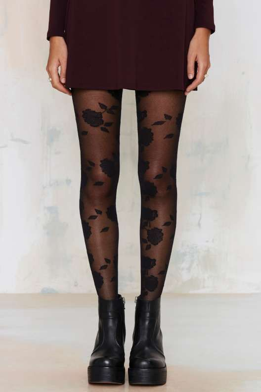 Best Buds Sheer Tights - #WARMCORE