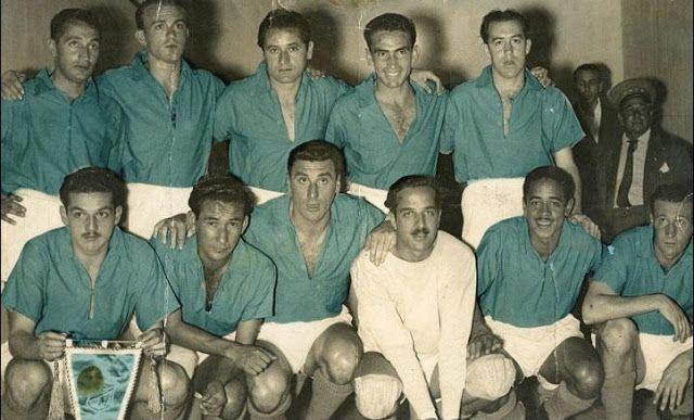 Alfredo Di Stéfano con el Millonarios de Bogotá