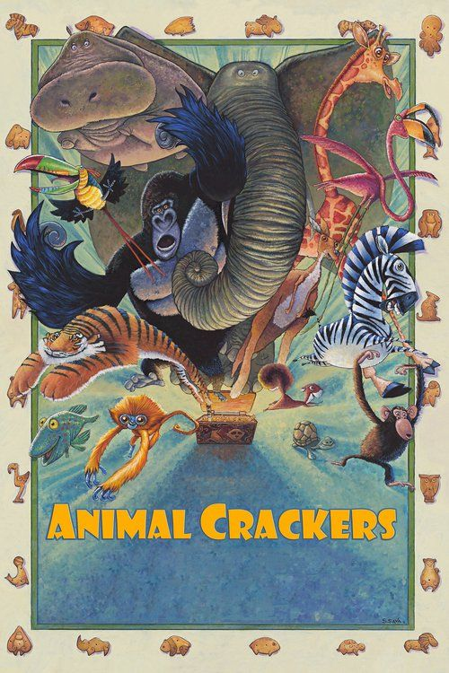 Animal Crackers 【 FuII • Movie • Streaming