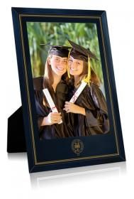 A4 Glass Engraved Diploma Frame - Portrait These beautiful high quality engraved photo frames will look stunning in any environment.  The University Logo is engraved in high definition into the surface of the photo frame.