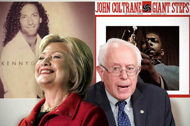 Salon: Bernie bros, stop this meme: Your dumb joke about Hillary's music taste isn't funny — it's predictably sexist   Female music journalists, fans and musicians themselves deal with these false and stupid assumptions all the time  Annie Zaleski