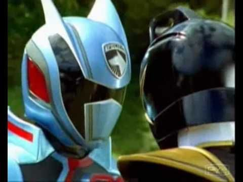 Power Rangers SPD Extended Intro Fan Opening Dino Thunder Team up
