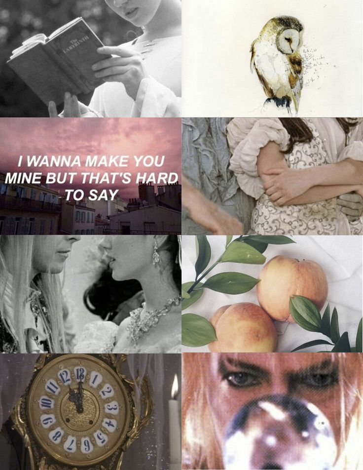 """being-beckeroni: """" Asthetiships: Sarah + Jareth the Goblin King from Labyrinth (6 of 18) """""""