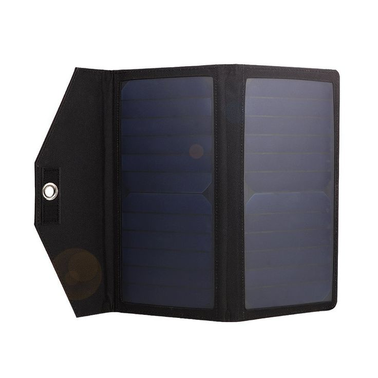 Allimity 14W 2 USB Portable Foldable Solar Charger External Battery Charger Pack for iPhones, iPads, Samsung, Sony, HTC, Blackberry, Backpack, Camping, Hiking and Outdoor Activities. 1. Portable Outdoor Solar Power Bank: Solar conversion efficiency can be up to 22%. 2. Dual USB Charging Port: 2.1A and 1.0A different output. under direct sunlight. Compatible with iPhone6, iPhone 6 plus, iPhpne 5s iPad mini, iPad air 2, Samsung Galaxy S6/S6 edge/S5/S4/Note4/Note3, LG G3, HTC one M9/M8/M7…