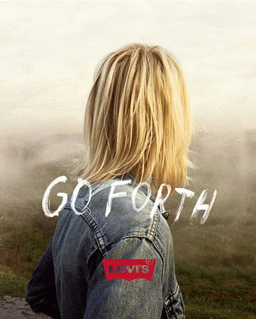 Hair by Elizabeth Morache from Workgroup #hair #stylist #workgroup #outdoors #levis #goforth
