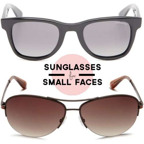 My Sunglass Staples | Frames for Small Faces | PepperDesignBlog.com