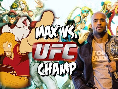 MAX VS. UFC CHAMP: Guile - Street Fighter 5 (Online Matches)