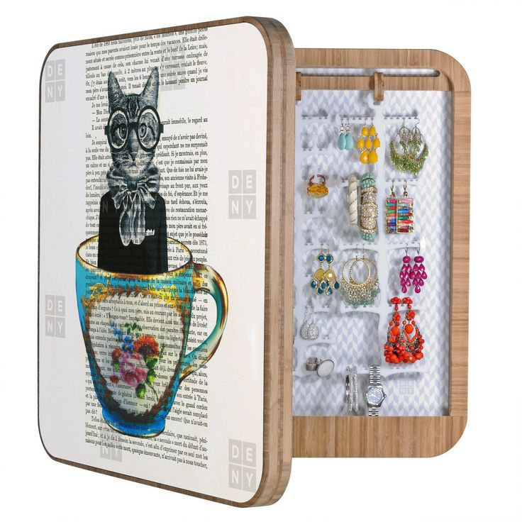 Coco de Paris Cat In A Cup BlingBox – #giftguide #splurge #special #unique #holiday