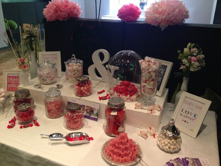 1000 images about candy bar hochzeit on pinterest pink candy bars vintage style and candy bars. Black Bedroom Furniture Sets. Home Design Ideas