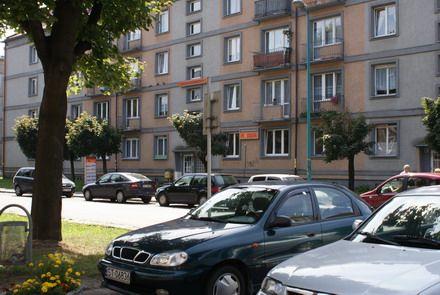 Tychy | Budynki mieszkalne  klatkowo-sekcjowe,os. C, arch. S. Wąs | Foto. Janusz A. Włodarczyk ©