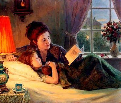 Fairy tale tonight by Evgeny Demakov born 1968 in Russia