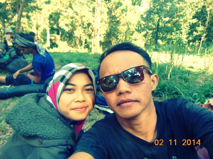 camp, with Wulan Kurnia Sari