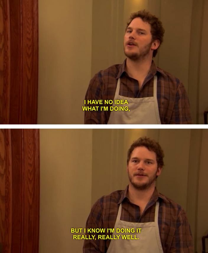 Parks And Rec Quotes 23 Times Andy Dwyer Was Secretly A Genius | Cubicle | Parks  Parks And Rec Quotes