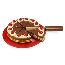 Chocolate Party Cake Toy