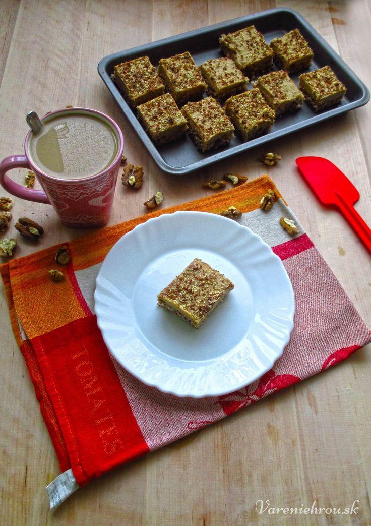 Rezy s karamelovo – kávovou plnkou