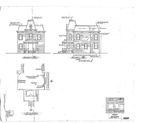 13 best psycho images on pinterest bates motel alfred for Norman bates house floor plan