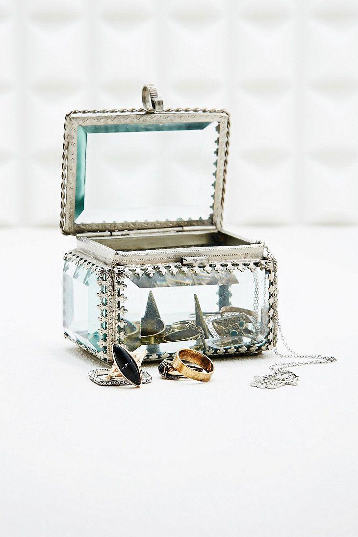 Best 25 Glass jewellery box ideas on Pinterest Jewellery box