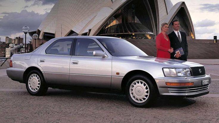 1996 Lexus LS 400 (XF20)