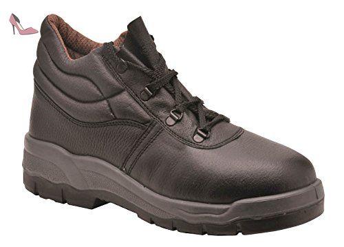 PORTWEST FW20 Non Safety Work boot Black FW20BK-R47 - Chaussures portwest (*Partner-Link)