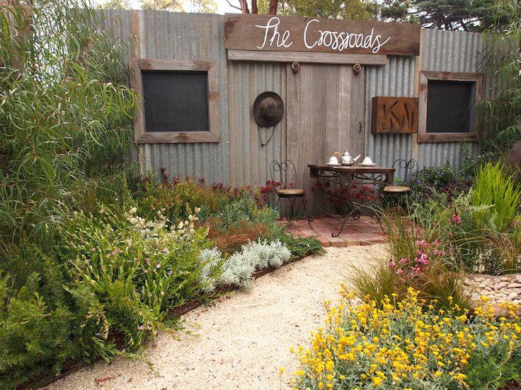'The Crossroads' Design Ben Newell, MIFGS 2015