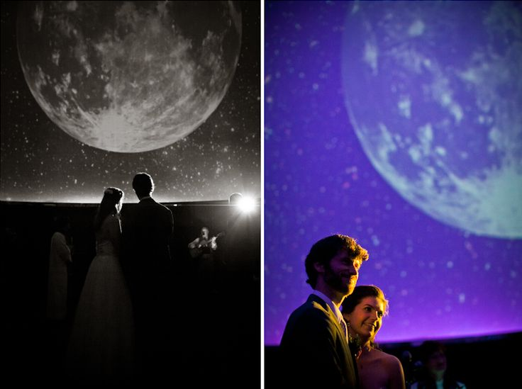 I could only wish to have my wedding here! 19_Franklin_Institute_planetarium_ceremony