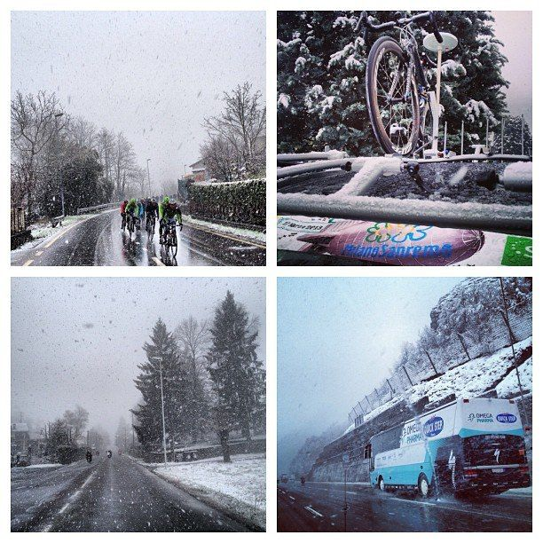Milaan - Sanremo 2013 — Catena Cycling