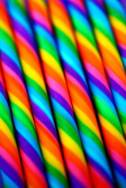 Rainbow colers - Regenboog kleuren