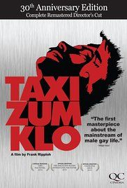 Let Me Watch This Taxi Nach Kairo. Frank Ripploh is a bit of a rascal: he's a bearded and shaggy-haired teacher, and he's gay with a very active sex life and an interest in making films. He keeps his personal life and ...