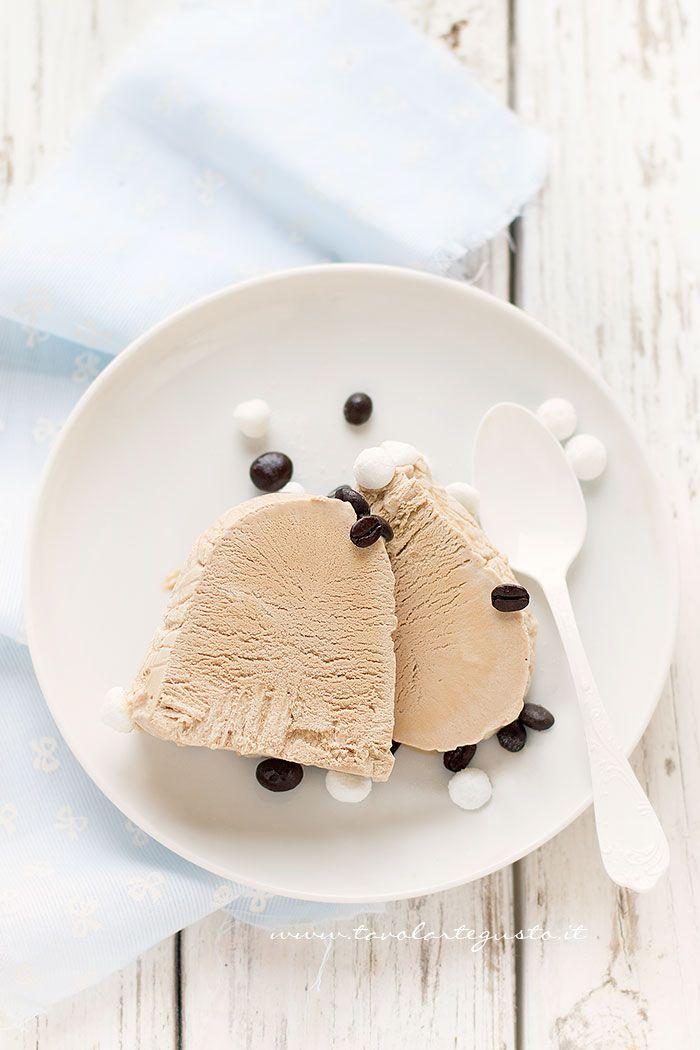 Semifreddo al caffè (fette) - Ricetta Semifreddo al caffè