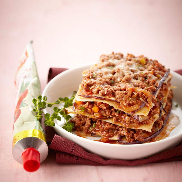 Découvrez la recette des lasagnes express