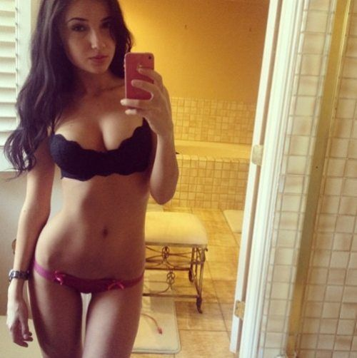 Amateurs in Lingerie | Beautiful Selfies | Pinterest