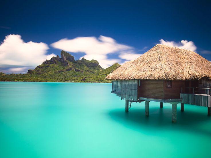 Most Beautiful Overwater Bungalow in Bora Bora