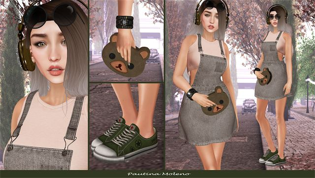 Spiderweb Second Life: little bones + EVANI + Petite Mort + Tukinowaguma ...