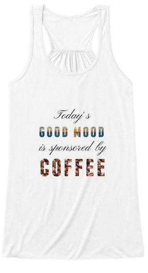 Today's Good Mood is Sponsored by Coffee Coffee or tee? Or can you have them both? This Good Morning Coffee Tee is ideal for coffee lovers and for whomever wants to maintain a positive mood during the day. Today's attitude and mood are sponsored by coffee! Take your tee and enjoy! https://teespring.com/stores/daily-tee-nspiration  #tee'nspiration  #dailywear  #dailymuse  #casualwear  #urbanoutfits  #urbanstyle  #tshirts  #inspiration  #ideas  #quotes #wearableinspiration