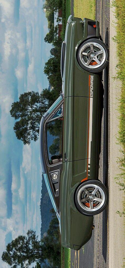 (°!°) Mustang Fastback