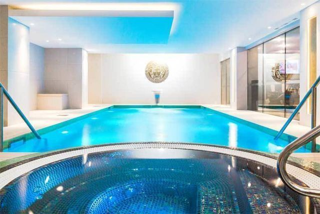 Montcalm Royal London House Spa Day & Treatment for 1 or 2